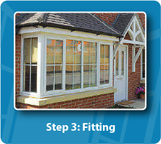 Double Glazed Windows Fitting