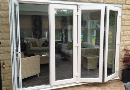 Freefold Bi-folding Doors Supplier Merseyside slide 03