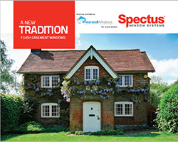 Spectus Home Owner Flush Casement Brochure